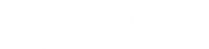 Trimatric Business Logo