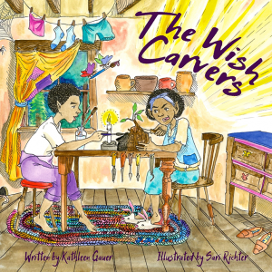 The Wish Carver by Kathleen Gauer