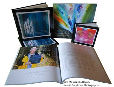 Life Messages Book by Laurie Goodman