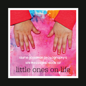 Life Messages Book Little Ones On Life by Laurie Goodman