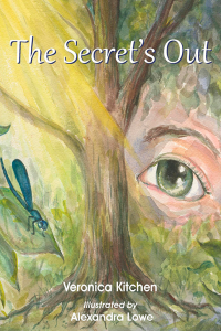 The Secrets Out by Veronica Kitchen